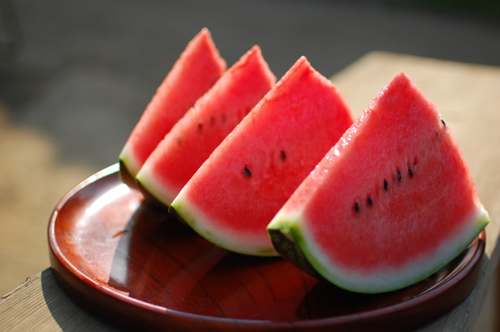 特に夏に効く!スイカの栄養がもたらす7つの健康効果☆
