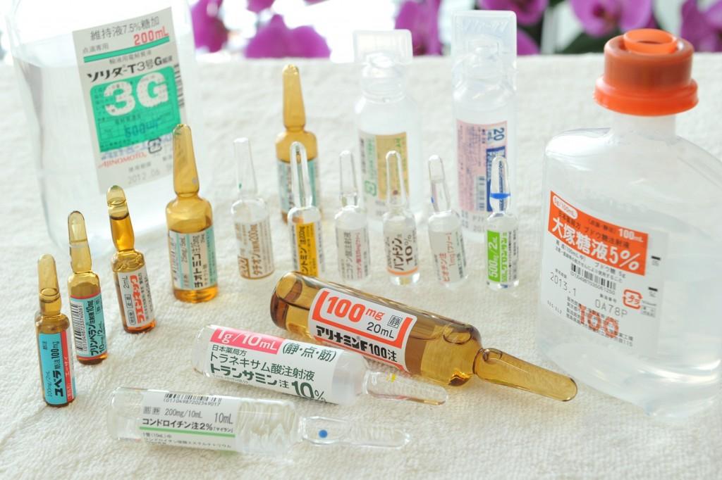 現代人特有の症状に!ビタミン注射をお勧めする7つの理由